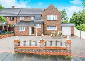Thumbnail 5 bed semi-detached house for sale in Noak Hill, Romford, Essex