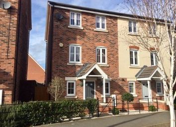 Thumbnail 3 bed semi-detached house for sale in St. Andrews Mews, Abbey Park Way, Weston, Crewe