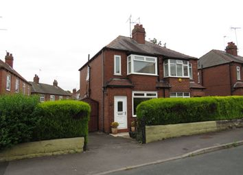 Thumbnail 2 bedroom semi-detached house for sale in Croft Avenue, Farsley, Pudsey