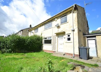 Thumbnail 3 bed semi-detached house for sale in Greystones Drive, Bracken Bank, Keighley, West Yorkshire
