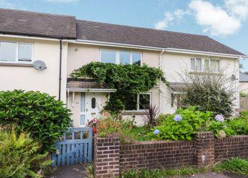 Thumbnail 3 bed terraced house for sale in New Park, Horrabridge, Yelverton