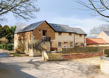 Thumbnail 4 bed barn conversion for sale in Ketton Road, Hambleton, Oakham