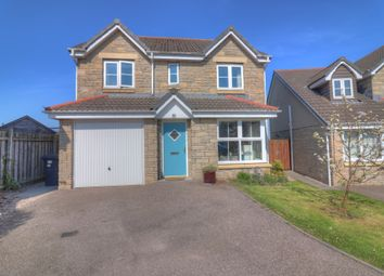 Thumbnail 4 bedroom detached house for sale in Whitehills Court, Ellon