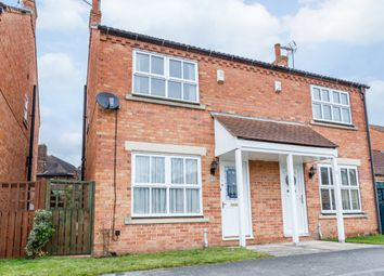 Thumbnail 2 bed semi-detached house for sale in Lilbourne Drive, York, York