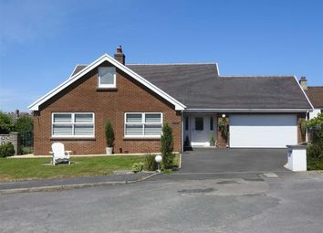 Thumbnail 3 bed detached house for sale in Brynhafod, Cardigan