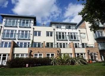Thumbnail 5 bed town house for sale in Red Admiral Court, St. Neots