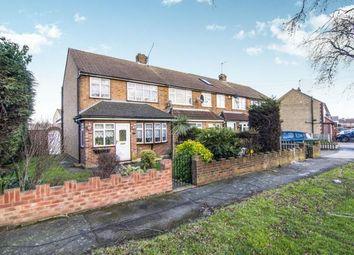 Thumbnail 3 bed semi-detached house for sale in Newtons Close, Rainham