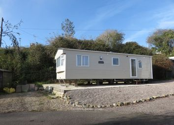 Thumbnail 2 bedroom mobile/park home for sale in Underway, Combe St. Nicholas, Chard
