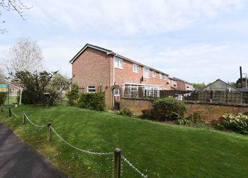 Thumbnail 3 bed end terrace house for sale in Longcroft Road, Kingsclere, Newbury, West Berkshire