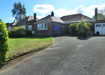 Thumbnail 2 bed detached bungalow for sale in Park Avenue, Goldthorn Park, Wolverhampton