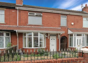 Thumbnail 3 bedroom terraced house for sale in Ailsa Avenue, Blackpool