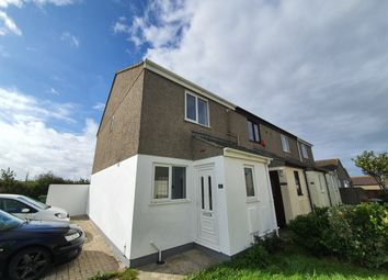 Thumbnail 2 bed terraced house to rent in Arundel Court, Connor Downs, Hayle