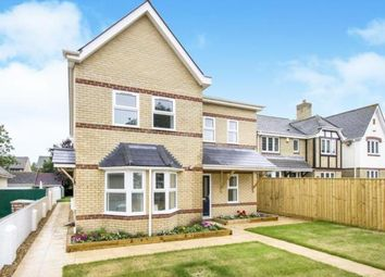 Thumbnail 3 bedroom semi-detached house for sale in Lake Road, Hamworthy, Poole