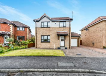 Thumbnail 3 bed detached house for sale in Dumbuck Gardens, Dumbarton