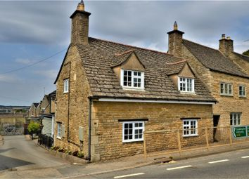 Thumbnail 4 bed semi-detached house for sale in Main Road, Collyweston, Stamford