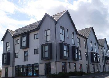 Thumbnail 2 bed flat for sale in Beacon House, Ffordd Y Mileniwm, Barry