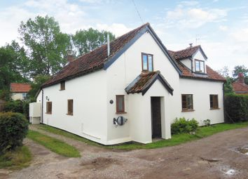 Thumbnail 3 bed detached house for sale in Kirstead Ling, Kirstead