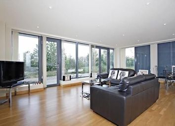 Thumbnail 2 bed flat to rent in Omega Works, 4 Roach Rd, Bow