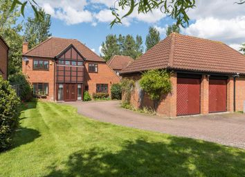 Thumbnail 4 bed detached house for sale in Priors Park, Emerson Valley, Milton Keynes, Buckinghamshire