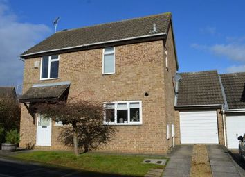 Thumbnail 3 bedroom detached house for sale in Lakeside Drive, Ecton Brook, Northampton