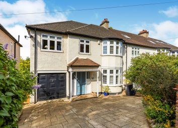 Thumbnail 5 bedroom semi-detached house for sale in Madeira Avenue, Bromley