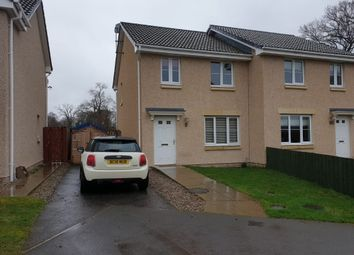 Thumbnail 3 bedroom semi-detached house to rent in Dove Avenue, Elgin, Moray