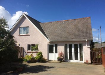 Thumbnail 3 bed detached bungalow for sale in Upper Terrace, Letterston, Haverfordwest