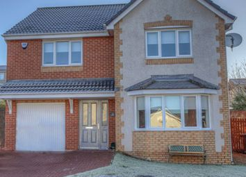 Thumbnail 4 bed detached house for sale in Crofton Wynd, Airdrie