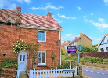 Thumbnail 2 bedroom end terrace house for sale in York Road, Seaton