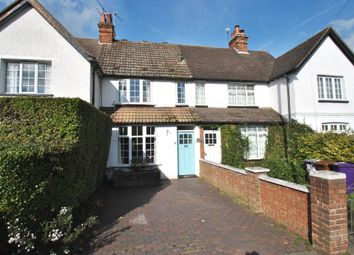 Thumbnail 3 bed terraced house to rent in Baldock Road, Letchworth Garden City