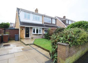 Thumbnail 3 bed semi-detached house for sale in Monmouth Crescent, Ashton In Makerfield, Wigan, Lancashire