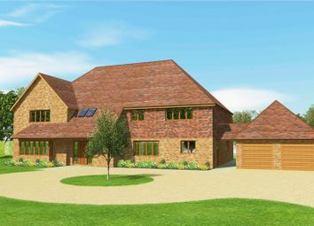 Thumbnail 5 bed detached house for sale in Design And Build Opportunity........Worth Way, Worth, Crawley, West Sussex