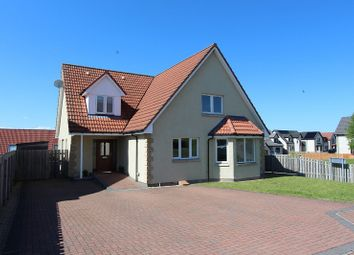 Thumbnail 5 bedroom detached house for sale in 27 Woodside Farm Drive, Westhill, Inverness