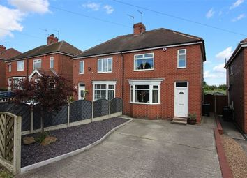 Thumbnail 3 bedroom semi-detached house for sale in Lodge Lane, Aston, Sheffield