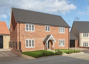 "Thumbnail 4 bed detached house for sale in ""The Ashdon"" at Meadowsweet Way, Newport, Saffron Walden"
