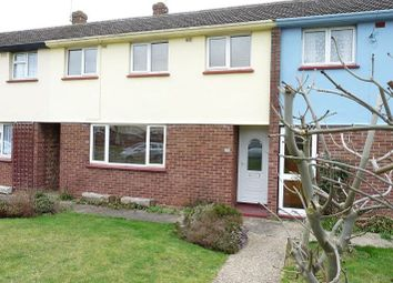 Thumbnail 3 bed terraced house to rent in Cheviot Drive, Chelmsford, Essex