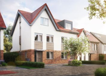 Thumbnail 3 bed town house for sale in Peartree Lane, Nottinghamshire