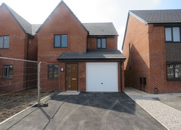 Thumbnail 3 bed detached house for sale in Woodford Grange, Woodford Lane West, Winsford