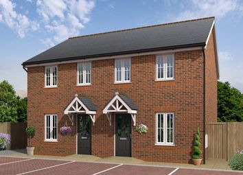 Thumbnail 2 bed semi-detached house for sale in Off Boundary Park, Neston, Cheshire