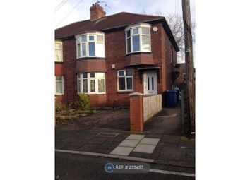 Thumbnail 3 bed flat to rent in Fenham, Newcastle Upon Tyne