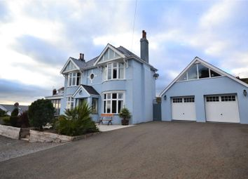 Thumbnail 4 bed detached house for sale in Hill Park, Tenby