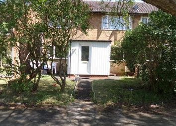 Thumbnail 2 bedroom flat to rent in Rowle Close, Stantonbury, Milton Keynes