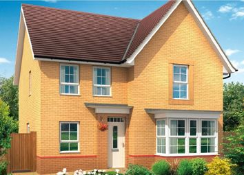 """Thumbnail 4 bed detached house for sale in """"Cambridge"""" at Warkton Lane, Barton Seagrave, Kettering"""