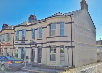 Thumbnail 3 bed property to rent in Egerton Road, St. Judes, Plymouth