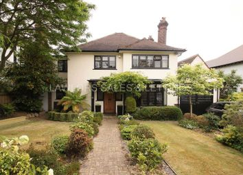 Thumbnail 5 bedroom detached house to rent in Monkhams Avenue, Woodford Green