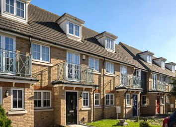 Samphire Way, St. Marys Island, Chatham Maritime, Kent ME4. 3 bed terraced house for sale