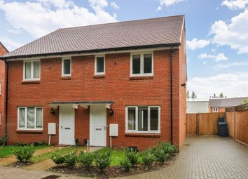 Thumbnail 3 bed semi-detached house to rent in Old Saw Mill Place, Amersham