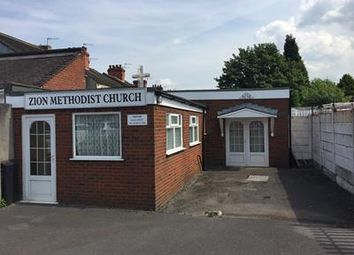 Thumbnail Commercial property for sale in Zion Methodist Church, Cotesheath Street, Joiners Square, Stoke-On-Trent
