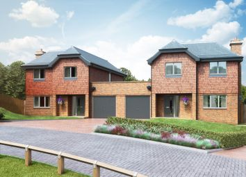 """Thumbnail 4 bedroom semi-detached house for sale in """"The Shire"""" at Redlands Lane, Crondall, Farnham"""