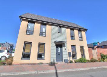 Thumbnail 3 bed semi-detached house for sale in Ffordd Y Dociau, Barry